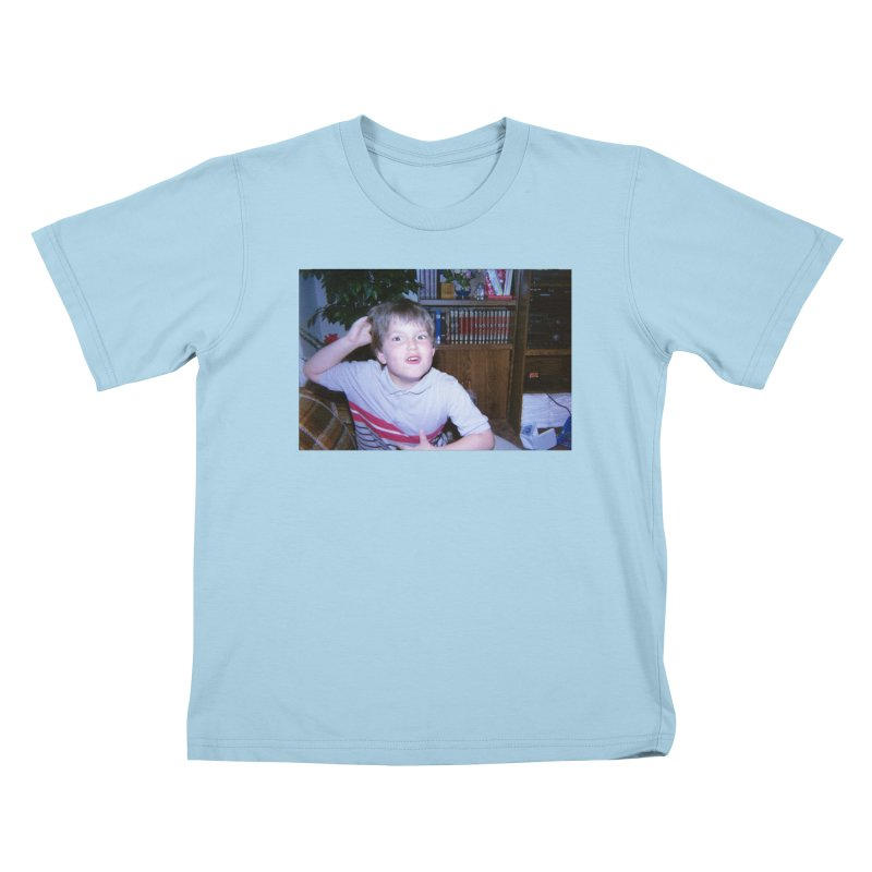 1990something Kids T-Shirt by FrustratedNerd Shop