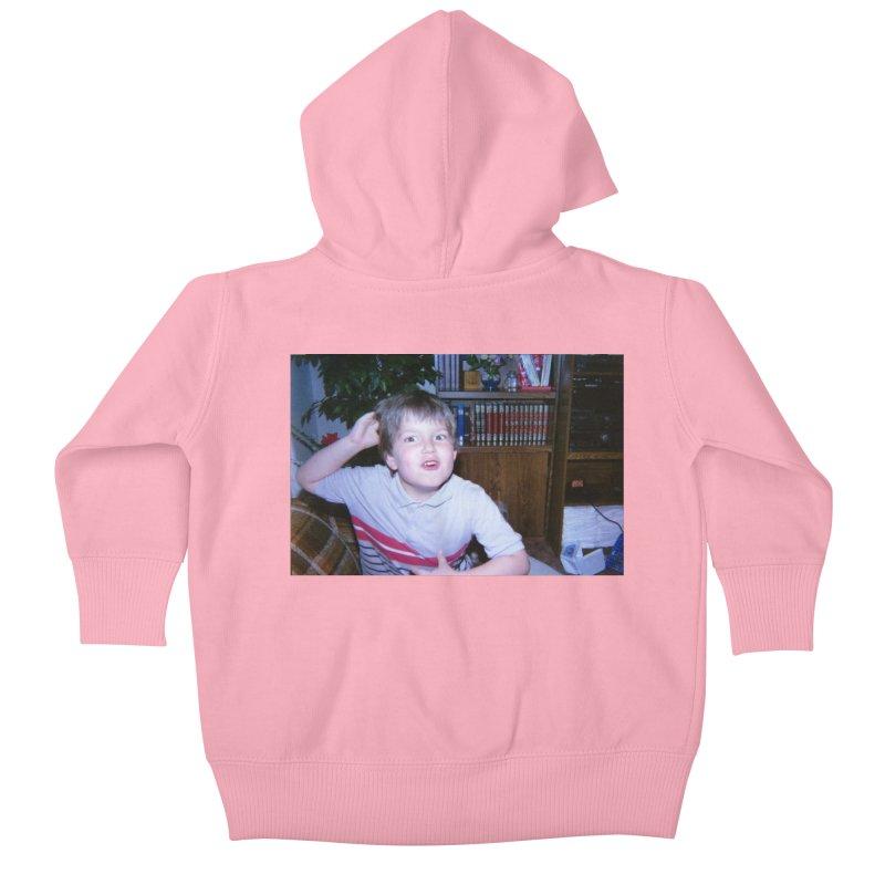 1990something Kids Baby Zip-Up Hoody by FrustratedNerd Shop