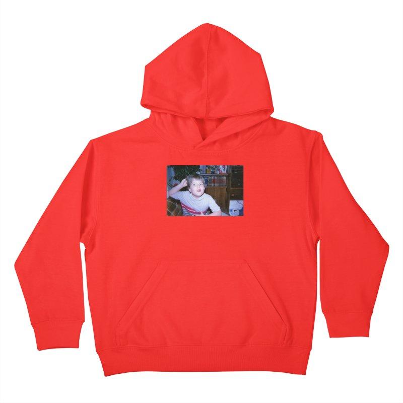 1990something Kids Pullover Hoody by FrustratedNerd Shop