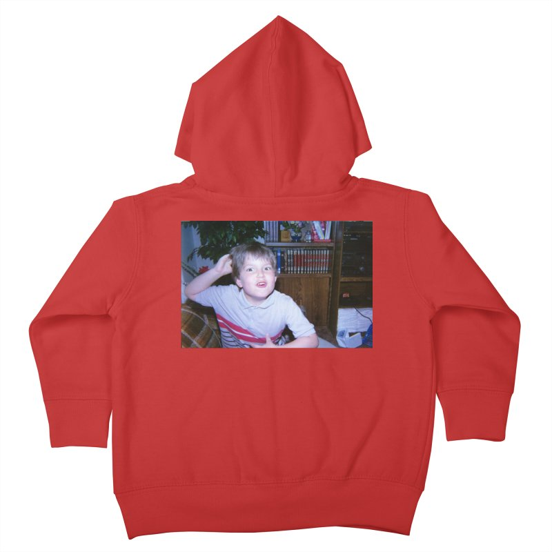 1990something Kids Toddler Zip-Up Hoody by FrustratedNerd Shop