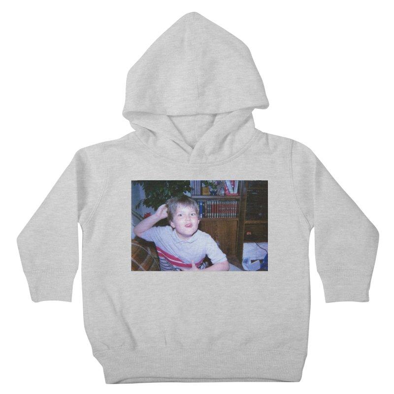 1990something Kids Toddler Pullover Hoody by FrustratedNerd Shop