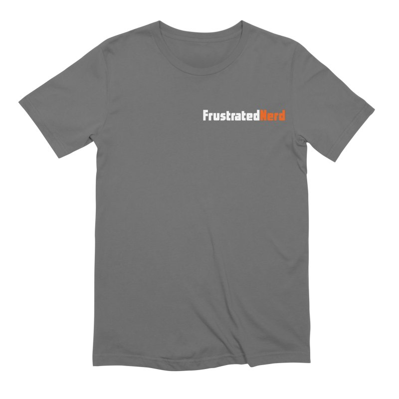 old logo Men's T-Shirt by FrustratedNerd Shop
