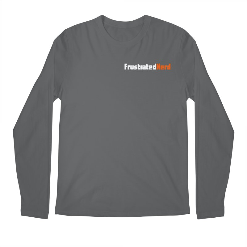 old logo Men's Longsleeve T-Shirt by FrustratedNerd Shop