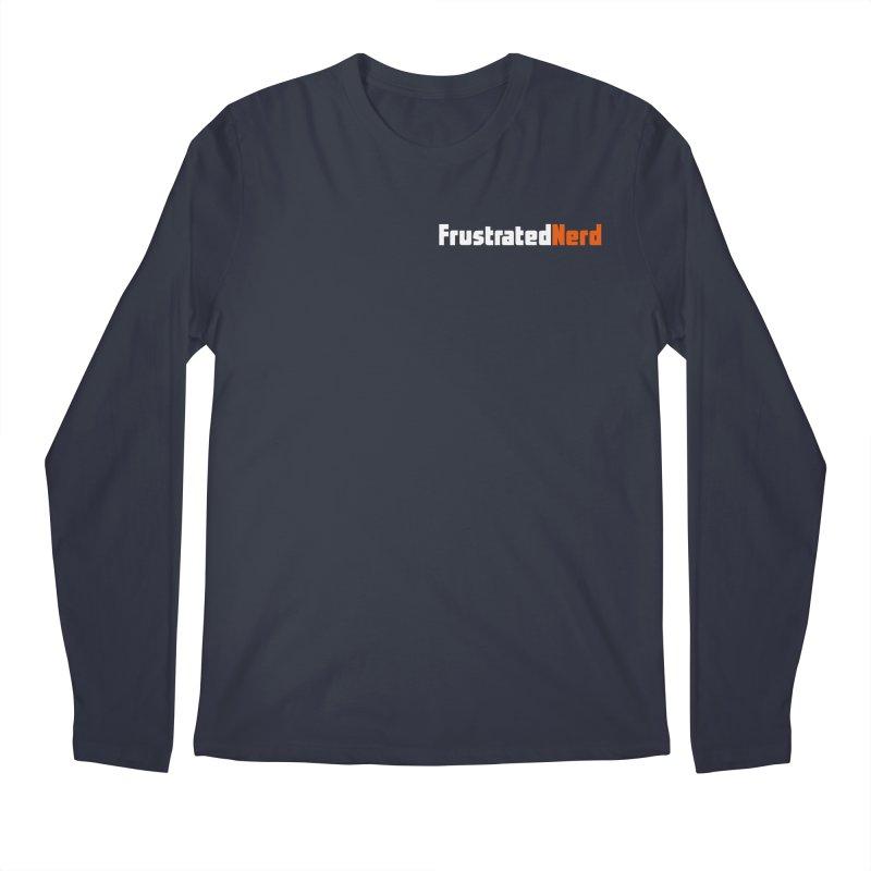 old logo Men's Longsleeve T-Shirt by FrustratedNerd Shop