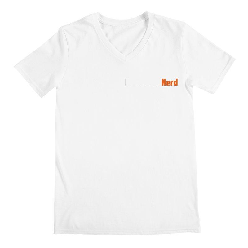 old logo Men's V-Neck by FrustratedNerd Shop