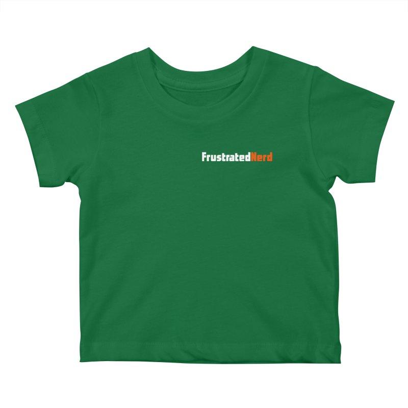 old logo Kids Baby T-Shirt by FrustratedNerd Shop