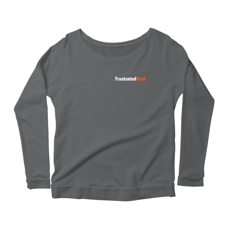old logo Women's Longsleeve T-Shirt by FrustratedNerd Shop