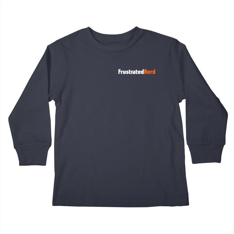 old logo Kids Longsleeve T-Shirt by FrustratedNerd Shop