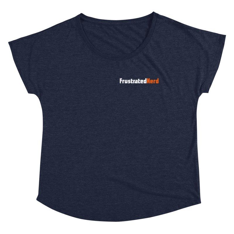 old logo Women's Scoop Neck by FrustratedNerd Shop