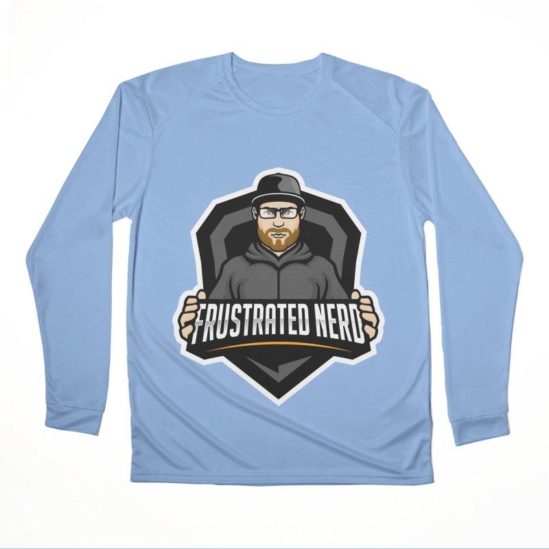 mascot Men's Longsleeve T-Shirt by FrustratedNerd Shop