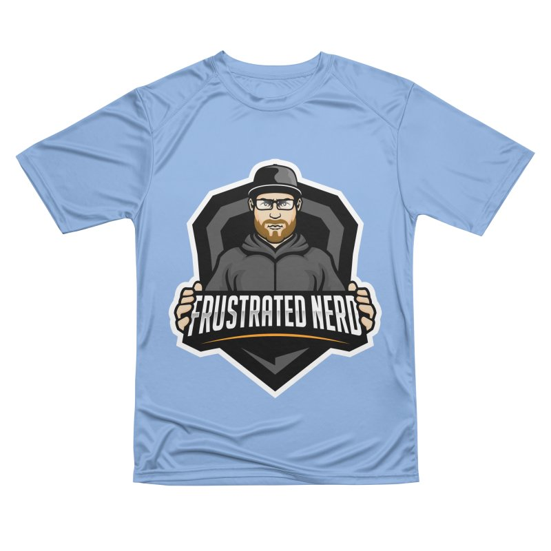 mascot Men's T-Shirt by FrustratedNerd Shop