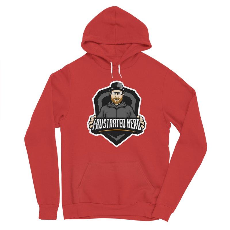 mascot Men's Pullover Hoody by FrustratedNerd Shop