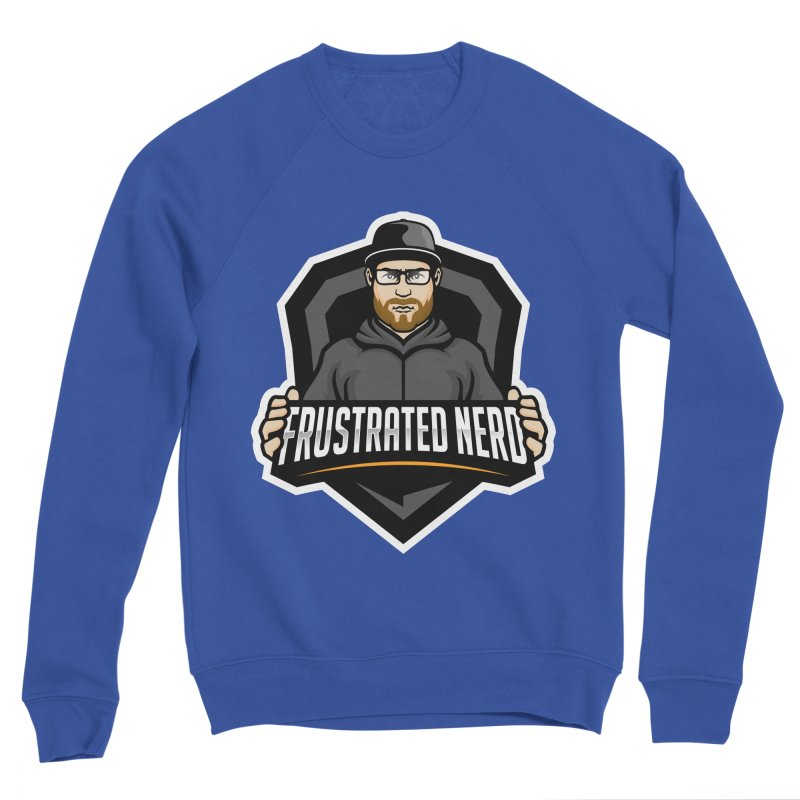 mascot Men's Sweatshirt by FrustratedNerd Shop