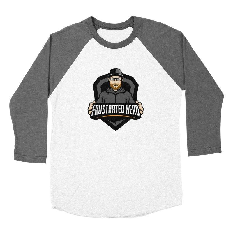 mascot Women's Longsleeve T-Shirt by FrustratedNerd Shop
