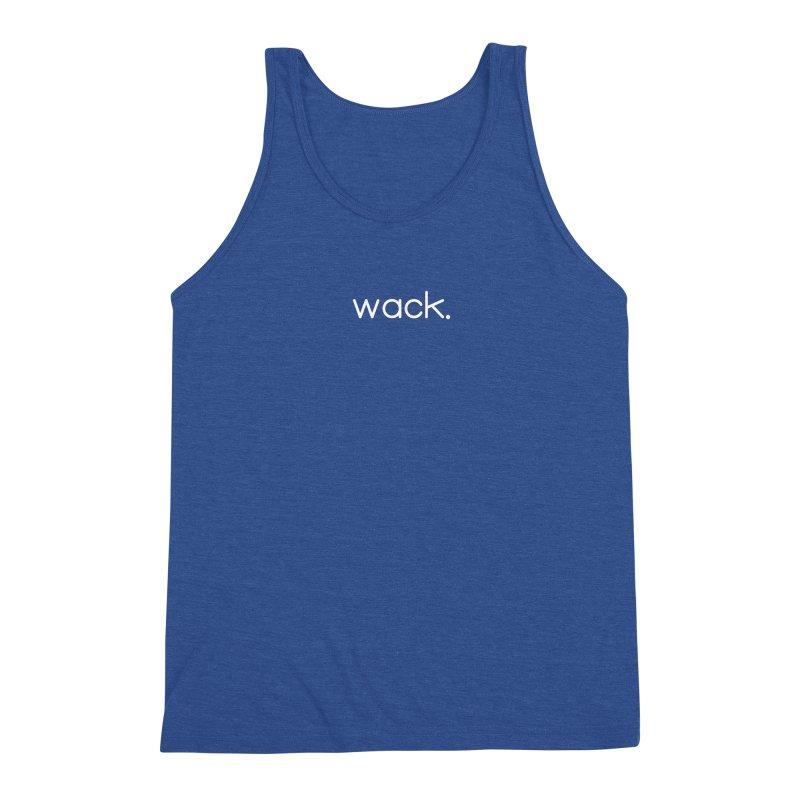 wack Men's Tank by FrustratedNerd Shop