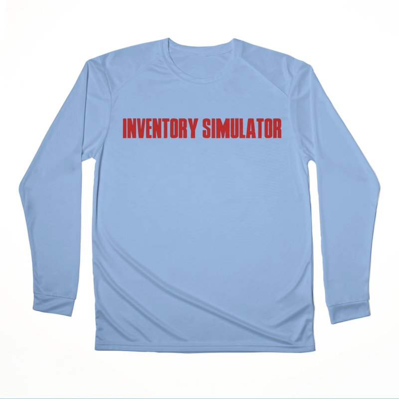 Inventor Simulator (Resident Evil) Men's Longsleeve T-Shirt by FrustratedNerd Shop
