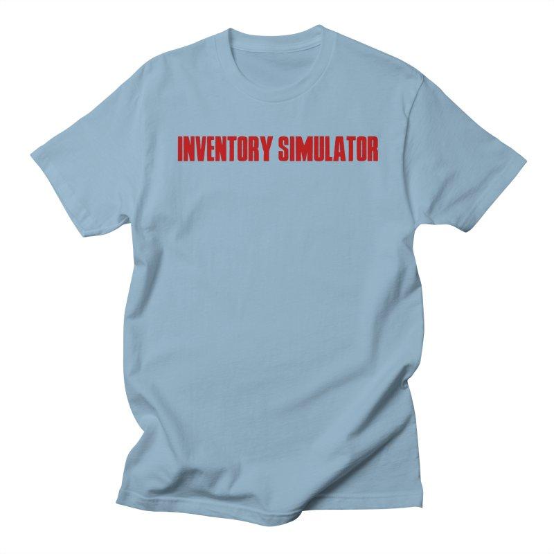 Inventor Simulator (Resident Evil) Men's T-Shirt by FrustratedNerd Shop