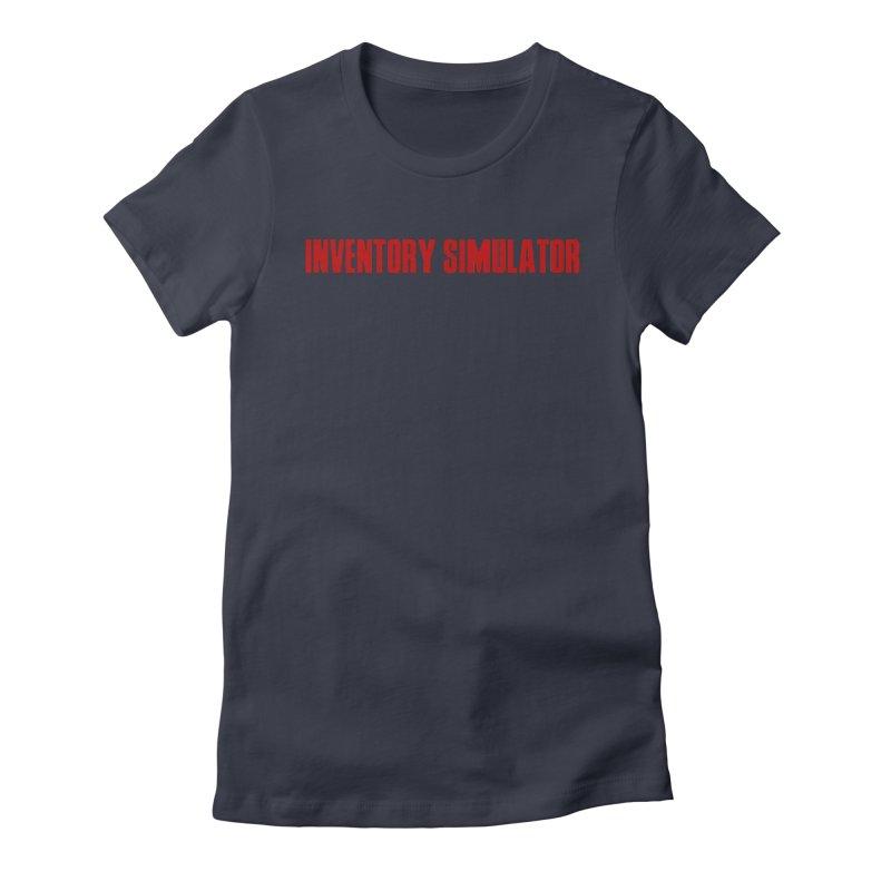 Inventor Simulator (Resident Evil) Women's T-Shirt by FrustratedNerd Shop