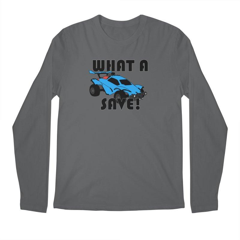 What a save! Men's Longsleeve T-Shirt by FrustratedNerd Shop