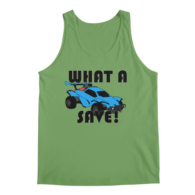 What a save! Men's Tank by FrustratedNerd Shop