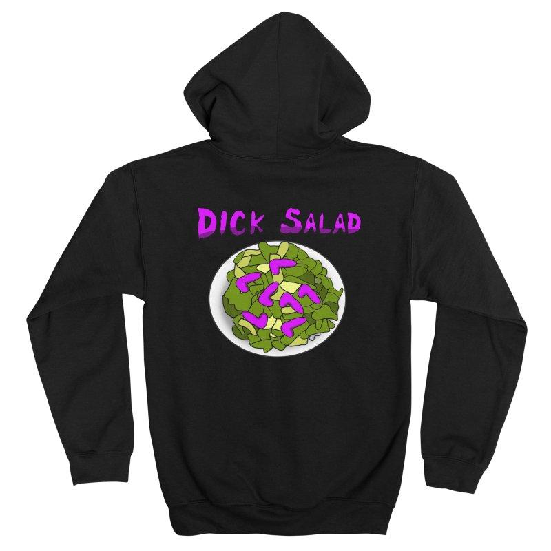Dick Salad Women's Zip-Up Hoody by FrustratedNerd Shop
