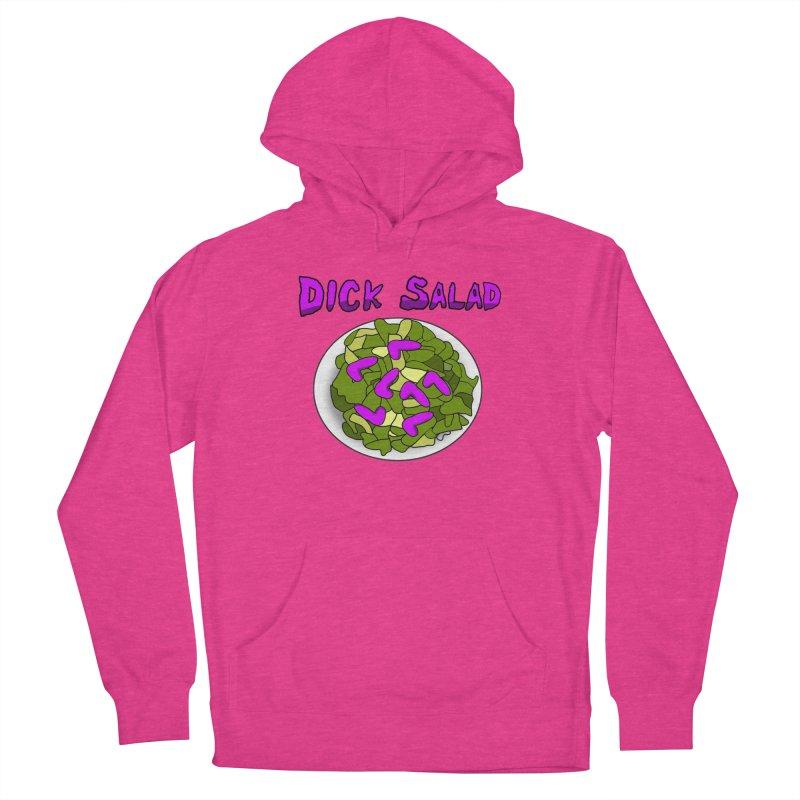 Dick Salad Men's Pullover Hoody by FrustratedNerd Shop