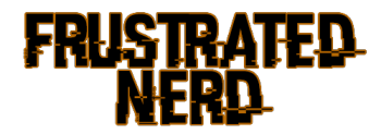 FrustratedNerd Shop Logo