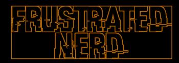 FrustratedNerd Shop Logo