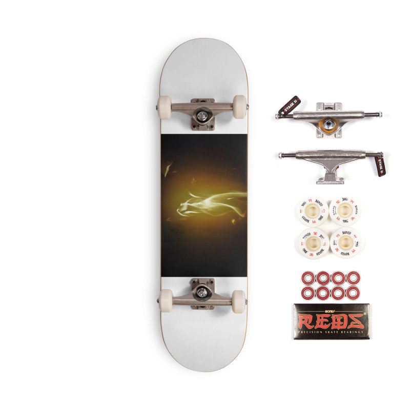 Sounds of the fire Accessories Skateboard by frydenlundphoto's Artist Shop