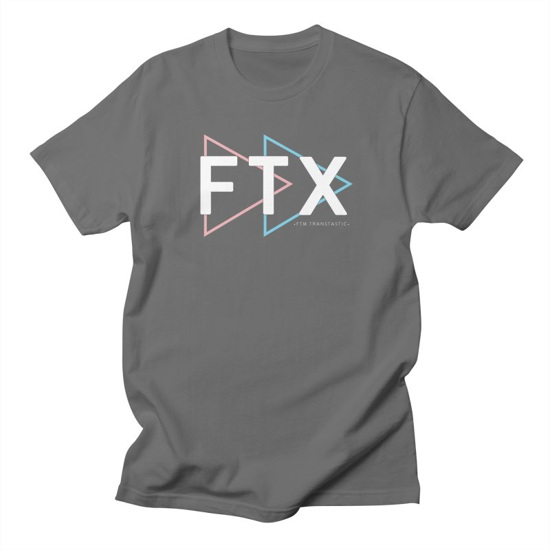 FTX Men's T-Shirt by FTM TRANSTASTICS SHOP