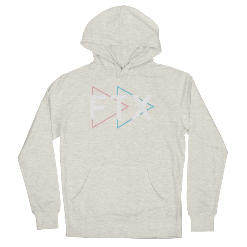 FTX Women's French Terry Pullover Hoody by FTM TRANSTASTICS SHOP