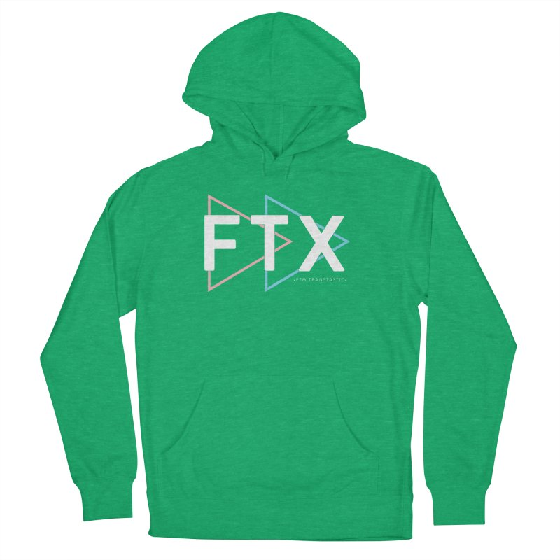 FTX Men's French Terry Pullover Hoody by FTM TRANSTASTICS SHOP