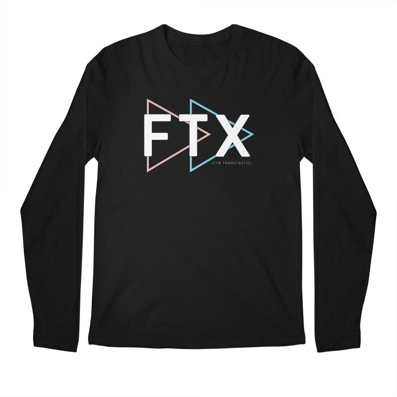 FTX Men's Longsleeve T-Shirt by FTM TRANSTASTICS SHOP