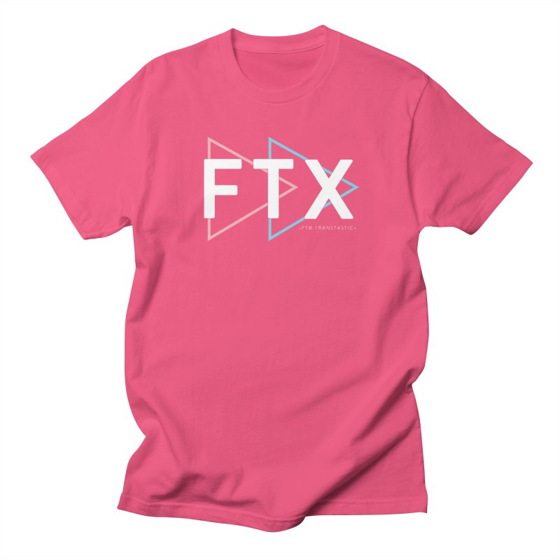 FTX Men's Regular T-Shirt by FTM TRANSTASTICS SHOP
