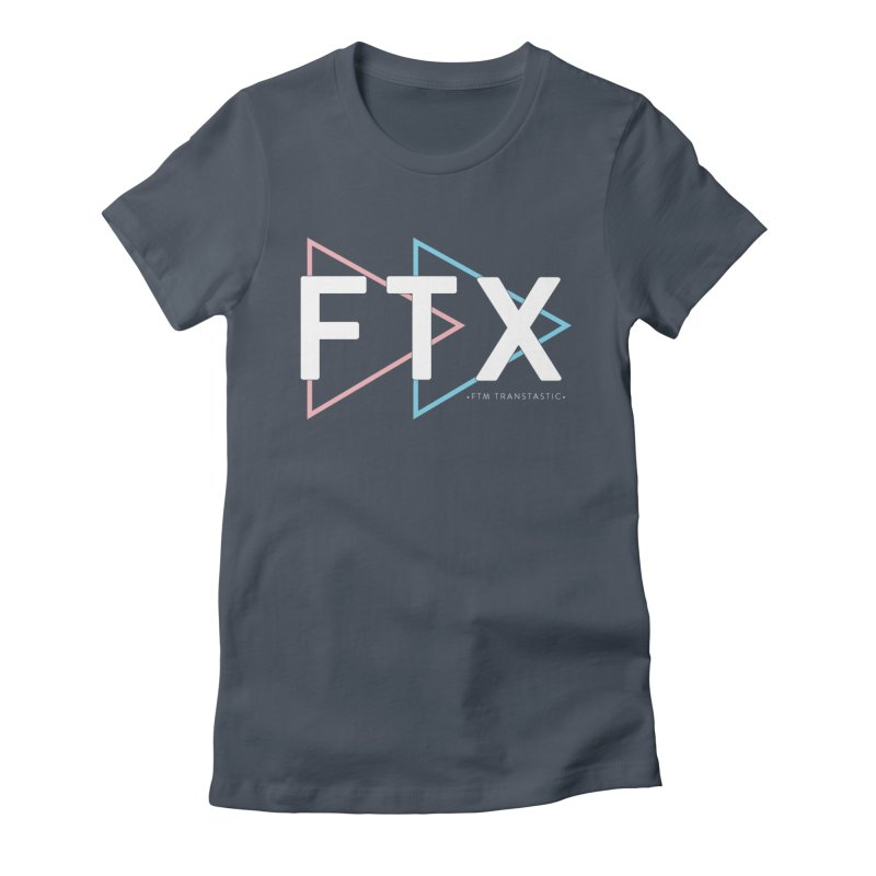 FTX Women's T-Shirt by FTM TRANSTASTICS SHOP