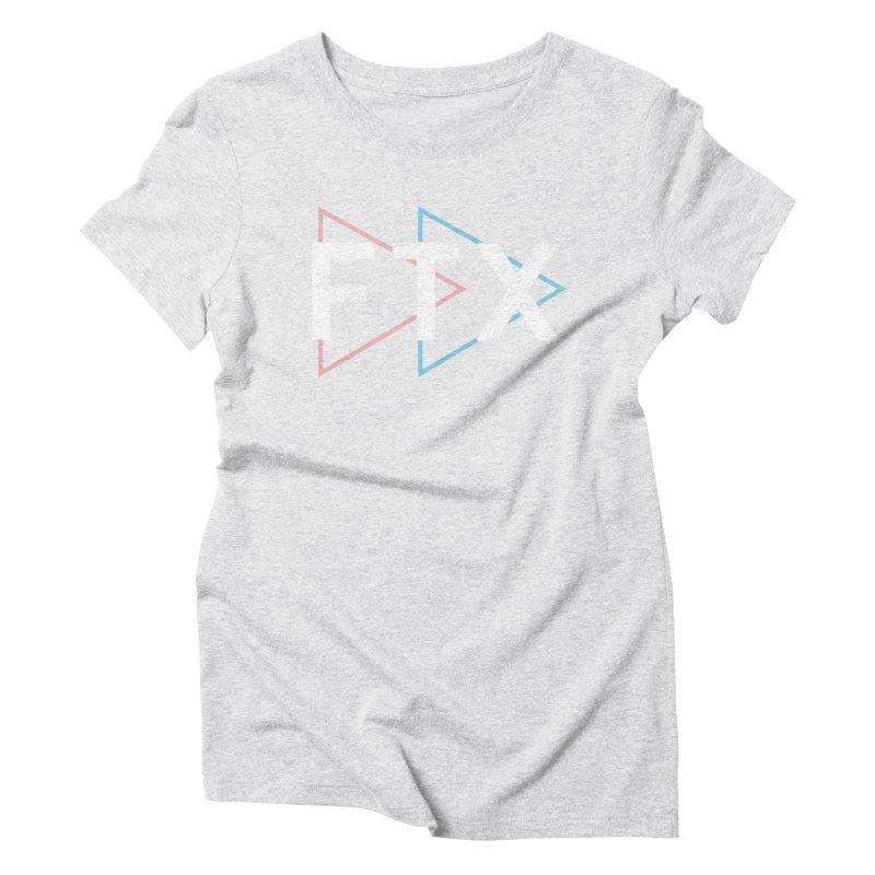 FTX Women's T-Shirt by FTM TRANSTASTICS SHOP