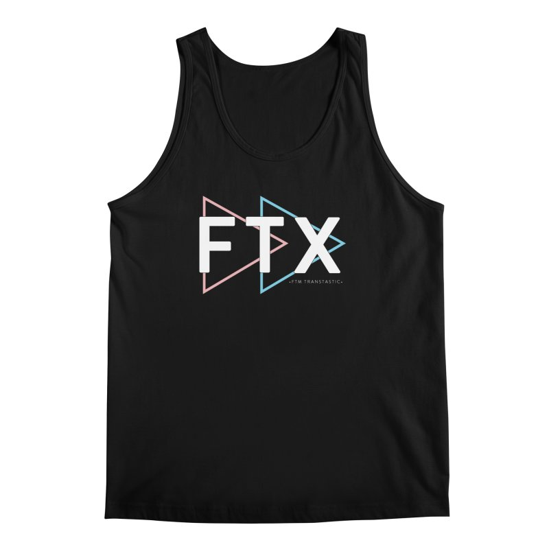 FTX Men's Regular Tank by FTM TRANSTASTICS SHOP