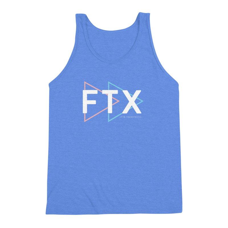 FTX Men's Triblend Tank by FTM TRANSTASTICS SHOP