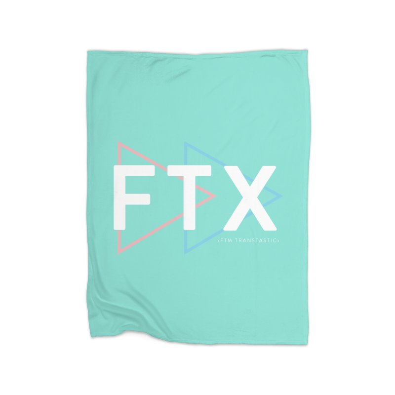 FTX Home Blanket by FTM TRANSTASTICS SHOP