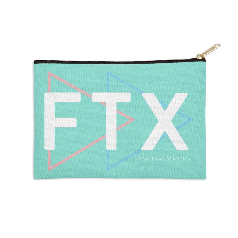 FTX Accessories Zip Pouch by FTM TRANSTASTICS SHOP