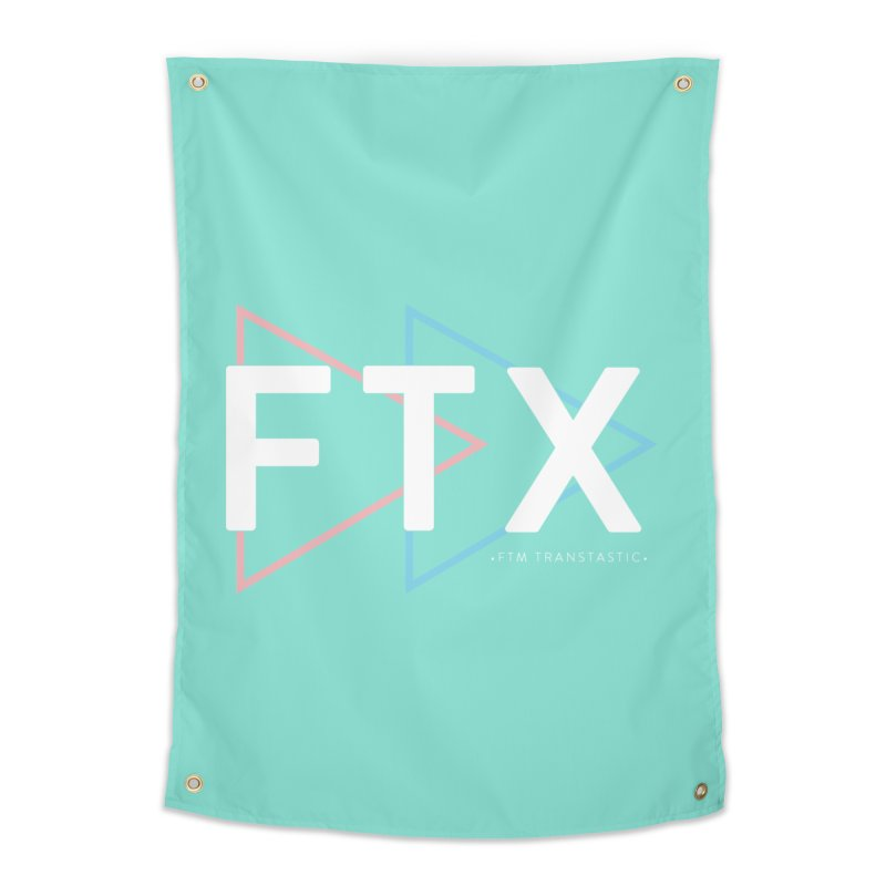 FTX Home Tapestry by FTM TRANSTASTICS SHOP