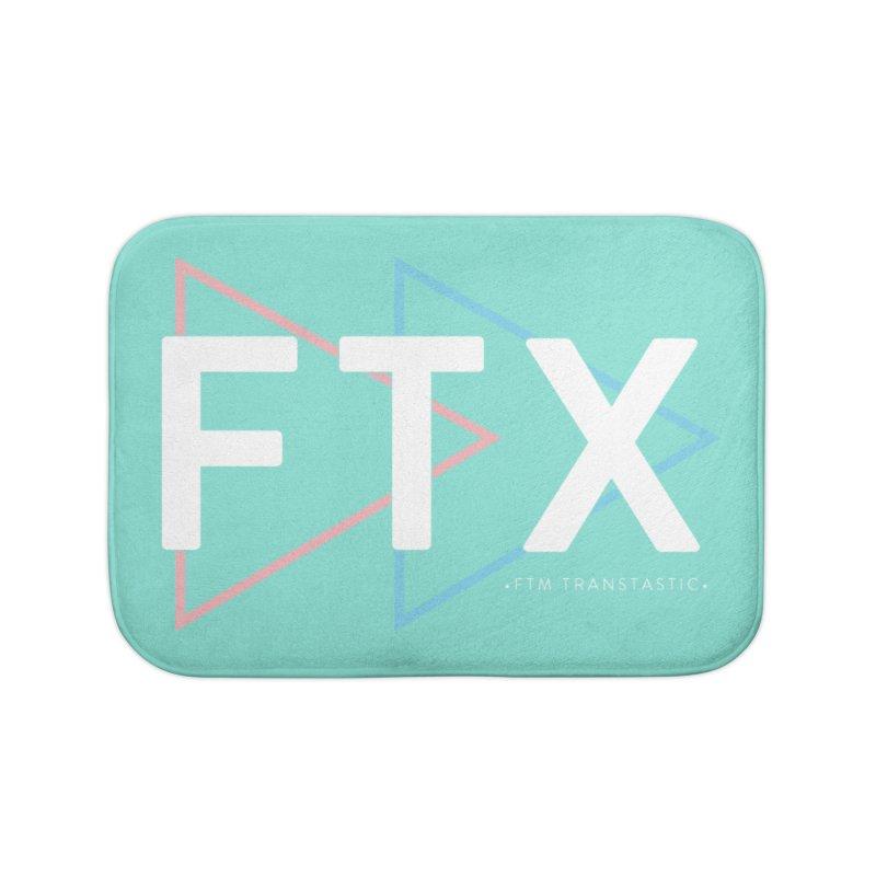 FTX Home Bath Mat by FTM TRANSTASTICS SHOP