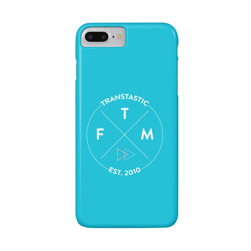 Transtastic Logo! Accessories Phone Case by FTM TRANSTASTICS SHOP