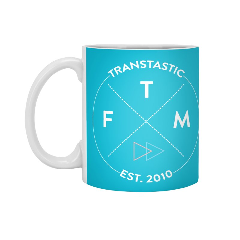 Transtastic Logo! Accessories Mug by FTM TRANSTASTICS SHOP