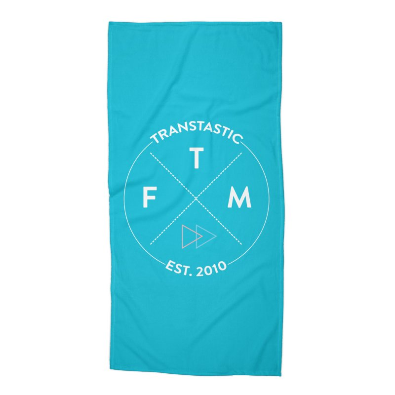 Transtastic Logo! Accessories Beach Towel by FTM TRANSTASTICS SHOP