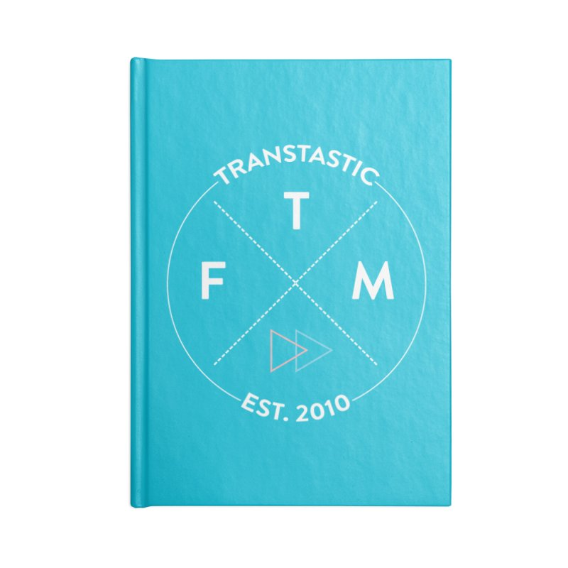 Transtastic Logo! Accessories Notebook by FTM TRANSTASTICS SHOP