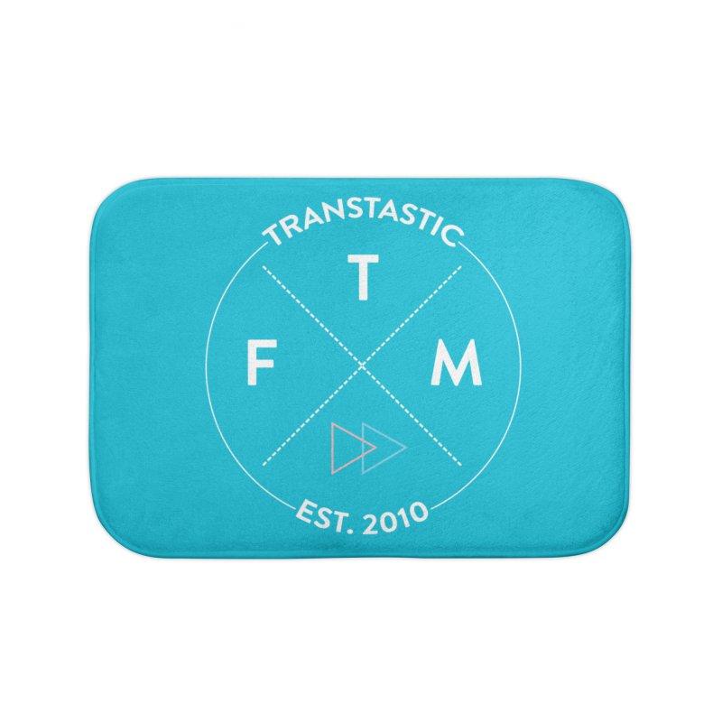 Transtastic Logo! Home Bath Mat by FTM TRANSTASTICS SHOP