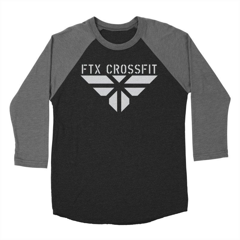 FTX LOGO: ORIGINAL GRAY Women's Longsleeve T-Shirt by FTX CrossFit Store