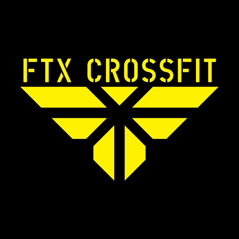 FTX LOGO: ORIGINAL GOLD by FTX CrossFit Store