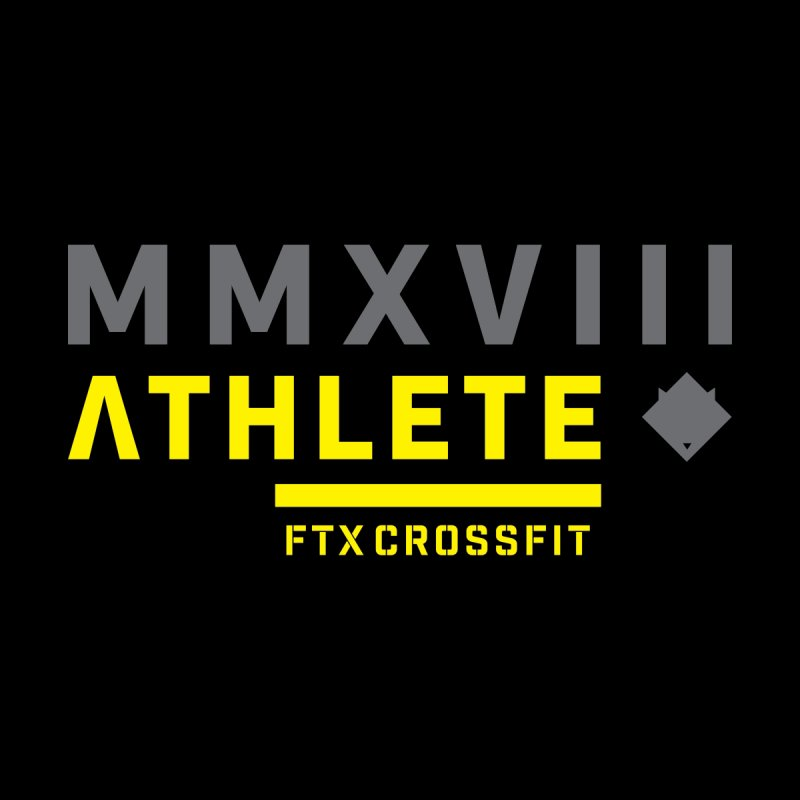 ATHLETE 18: 01 by FTX CrossFit Store